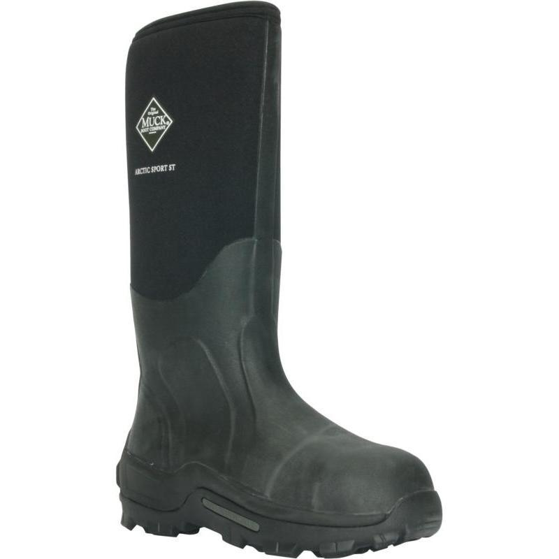 MUCK Steel Toe Hi-Cut 15 inch Insulated WP Arctic Sport Boot