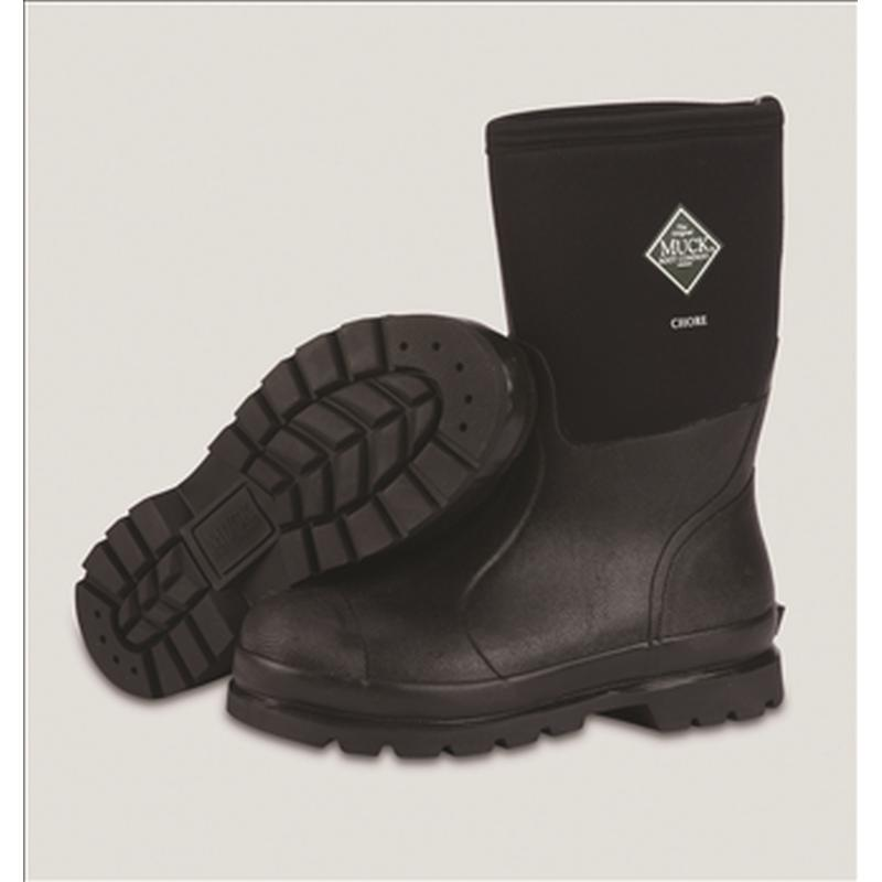 MUCK Boots Chore Hi All Conditions Work Boot 16 inch