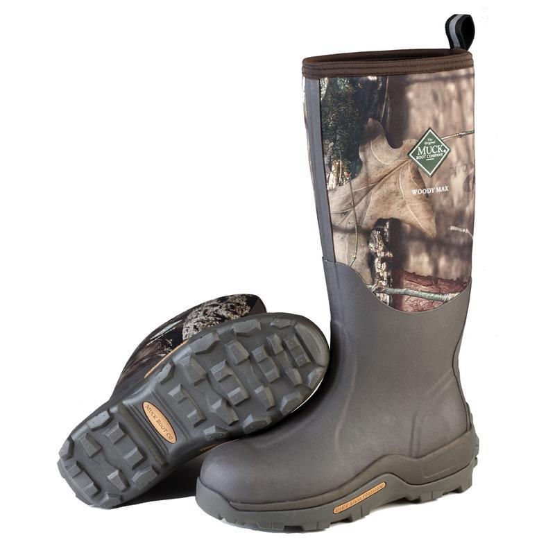 MUCK Woody Max II Camo Boot