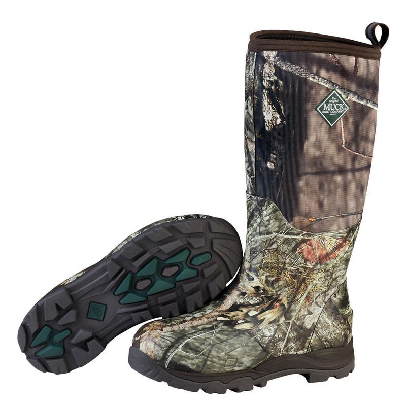 MUCK Woody Plus Camo Boot