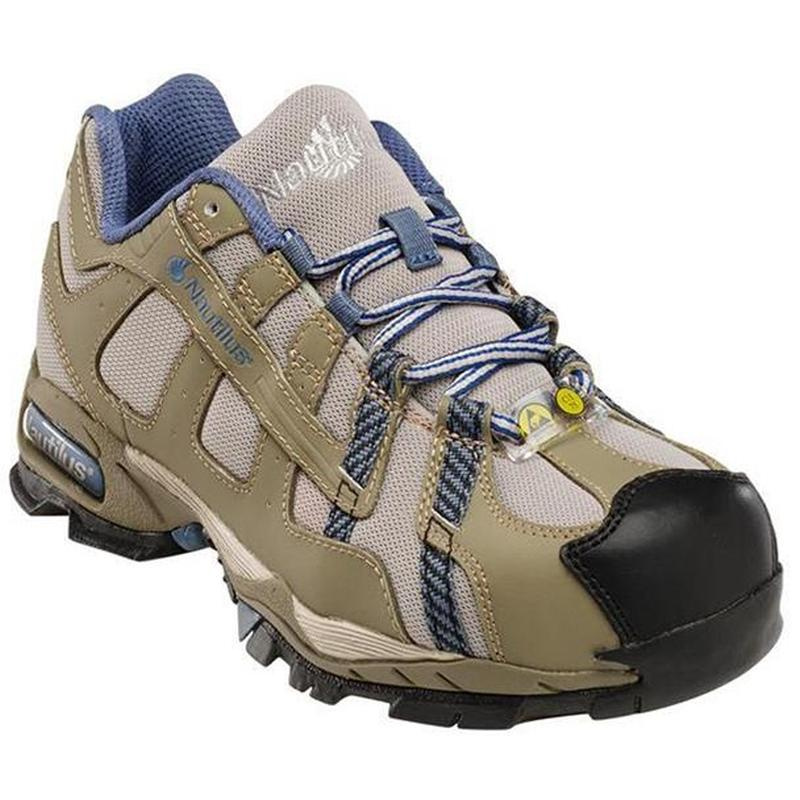 Nautilus Women's Alloy LiteToe Athletic Shoe