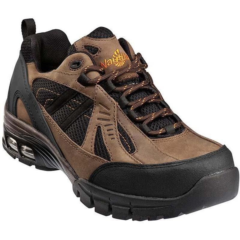 Nautilus Men's Composite Toe EH Athletic Shoes