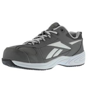 Reebok Mens Jorie Athletic Composite Toe Oxford Work Shoe