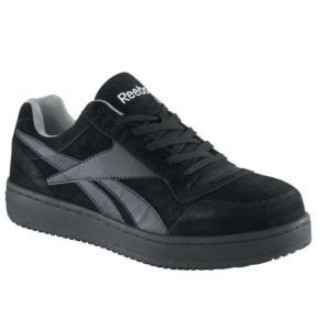 Reebok Mens Classic Skateboard Style Steel Toe Work Shoe