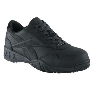 Reebok Mens  Euro Athletic Composite Toe Safety Shoes