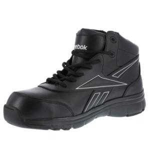 Reebok Mens  Athletic Hi-Top Composite Toe Shoes