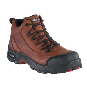 Reebok Mens Tiahawk Waterproof Composite Toe Hiker Boot