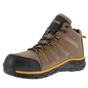 Reebok Mens Arion Waterproof Composite Toe Athletic Hiker