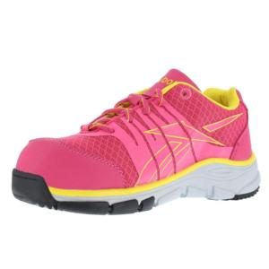 Reebok Womens Arion Composite Toe Athletic Shoe
