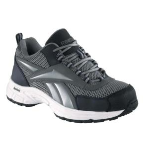 Reebok Mens Steel Toe Cross Trainer Work Shoe