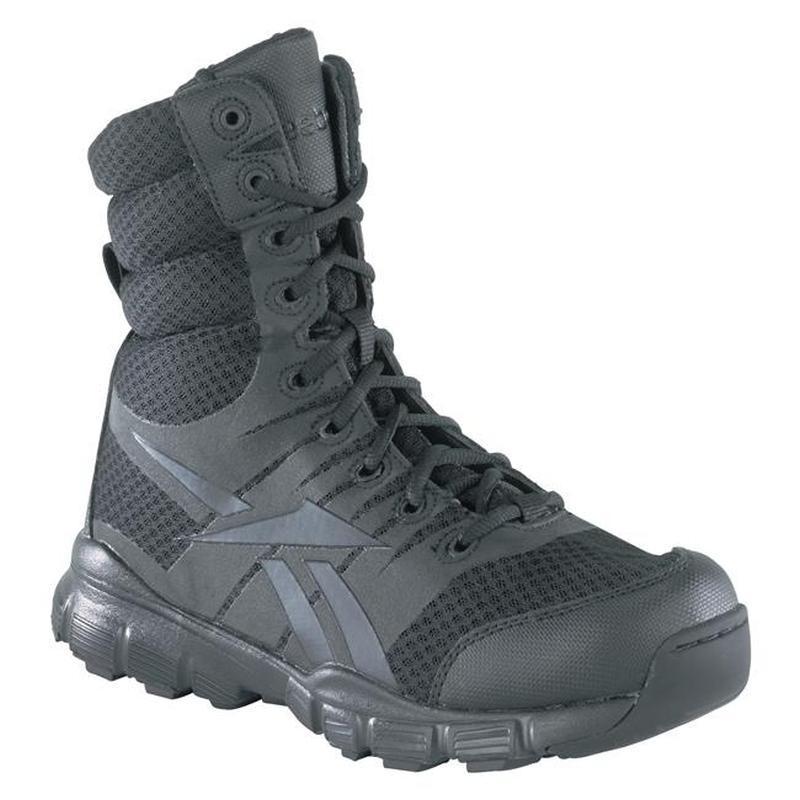 7e871523d14 Reebok Men s Dauntless 8 in. Tactical Boots RB8720