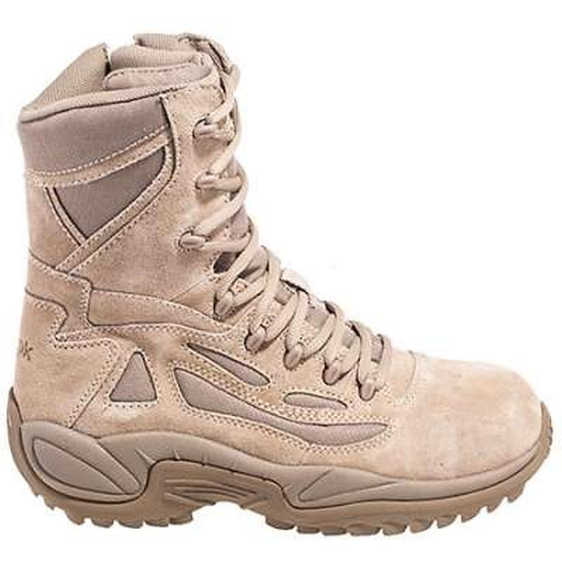 668b1b98fc67d4 Side Zip Composite Toe Boots. Zoom. Reebok logo RB8894 Retail Price   160.00. Our Price   129.99. Save  30