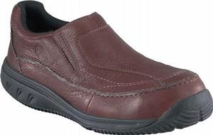 Rockport Works Men's Nice Ride Composite Toe Twin Gore Slip On