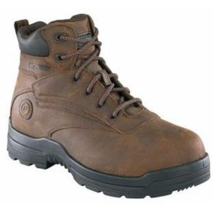 Rockport Works Women's More Energy 6 in. Waterproof Plain Composite Toe Work Boot