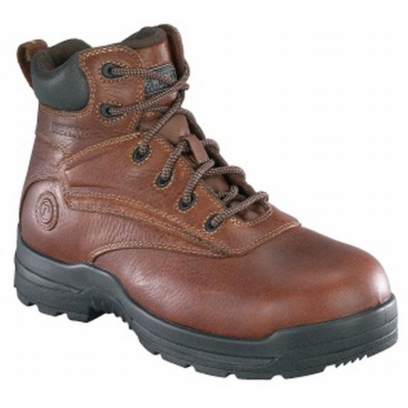 Rockport Women's  6 in. Waterproof Plain Composite Toe Boots