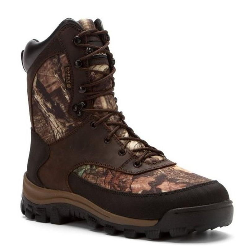 Rocky Mens Core Waterproof Insulated Outdoor Boots