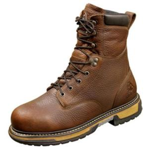 Rocky Men's 8in. Iron Clad  Insulated Soft Toe Work Boot