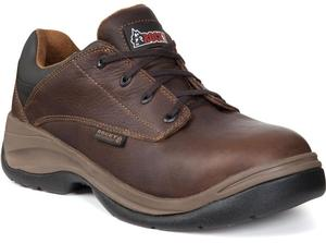 Rocky Men's ErgoTuff Waterproof Steel Toe Oxford