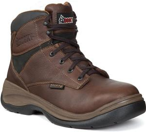 Rocky Men's 6 in. ErgoTuff Steel Toe Waterproof Boot