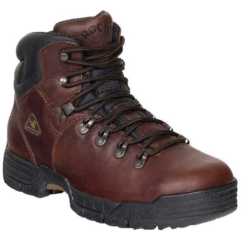 Rocky Men's 6 in. MobiLite Max Steel Toe Waterproof Boots