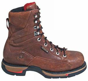 Rocky Men's 8 in. Long Range Aluminum Toe Waterproof Boot