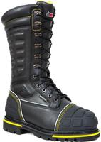 Rocky Men's 13 in. H.A.M. Waterproof Insulated Met-Guard Steel Toe Boot 6900