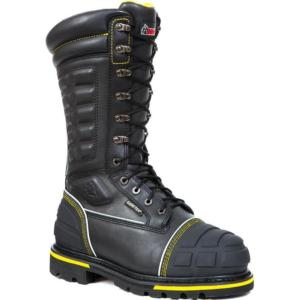 Rocky Men's 13 in. H.A.M. Waterproof Insulated Met-Guard Steel Toe Boot