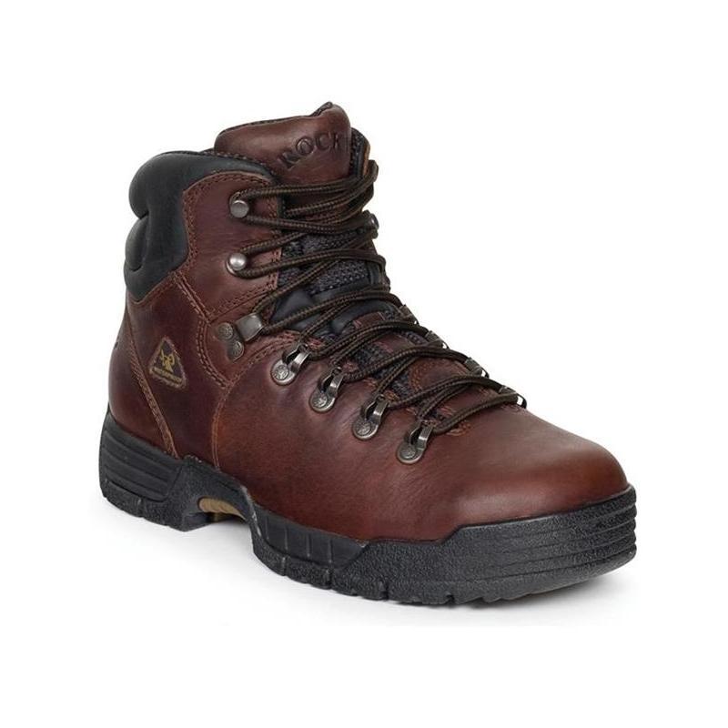 Rocky Men's 6 in. MobiLite Oil Resistant  Waterproof Boots
