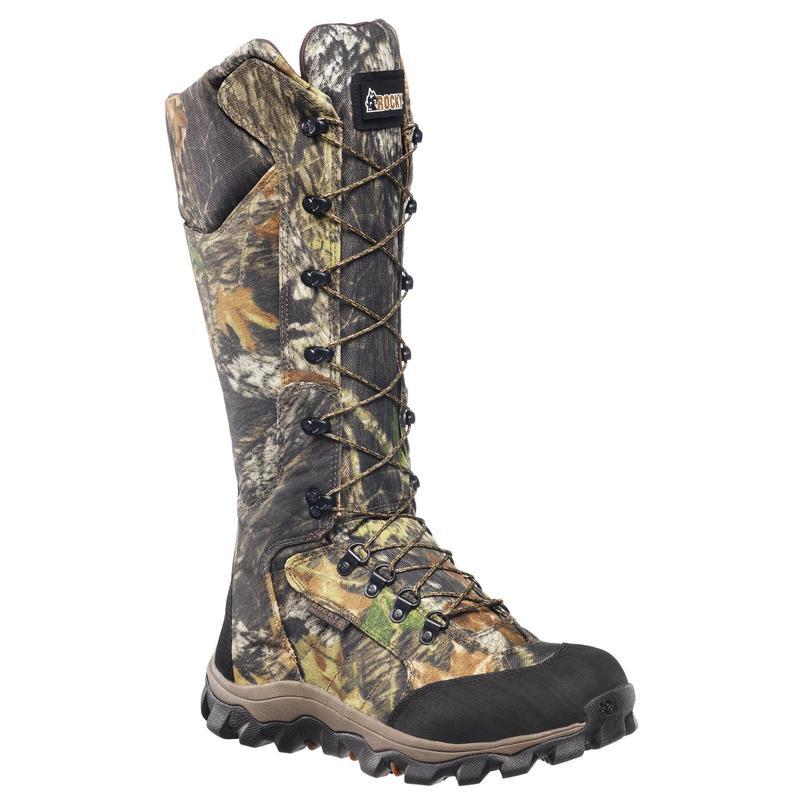Rocky Mens Lynx Waterproof Snake Boots