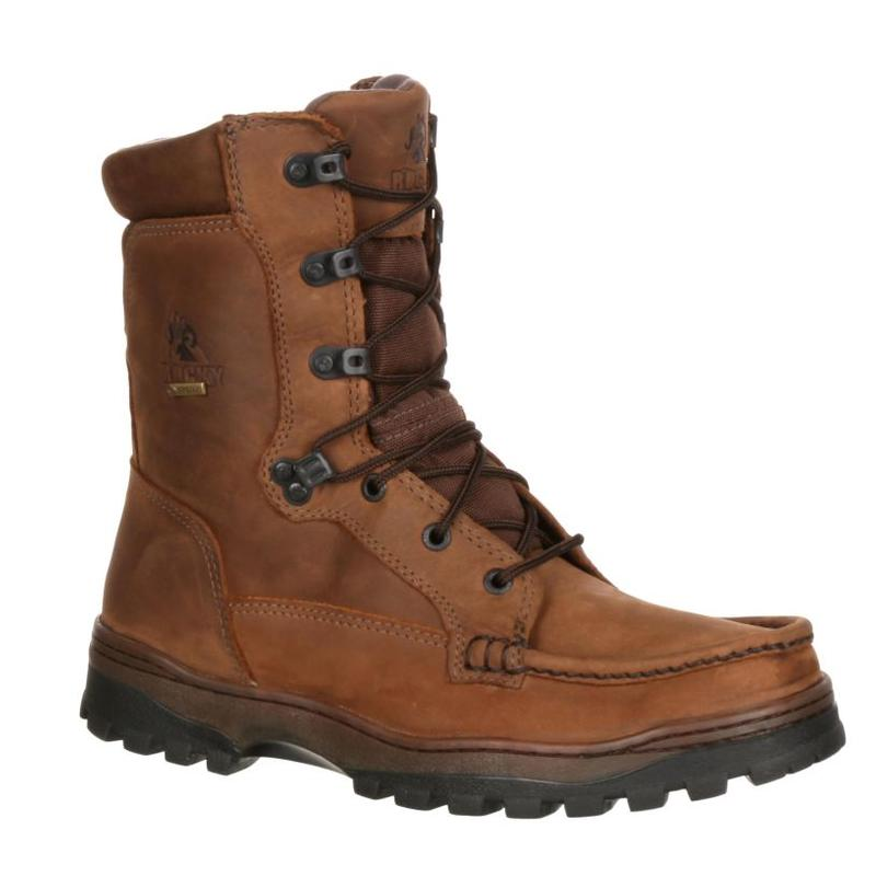 Rocky Mens Outback Gore-Tex Waterproof Hiker Boots