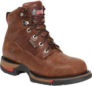 Rocky Men's 6 in. Long Range Soft Toe Waterproof Boot