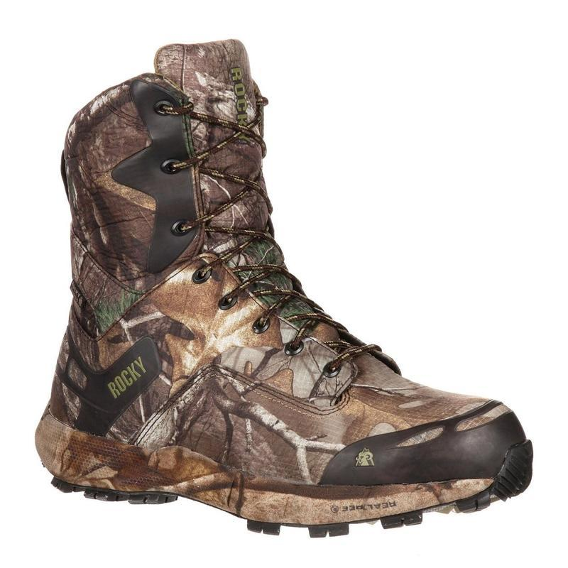 Rocky Mens Waterproof Insulated Outdoor Boots