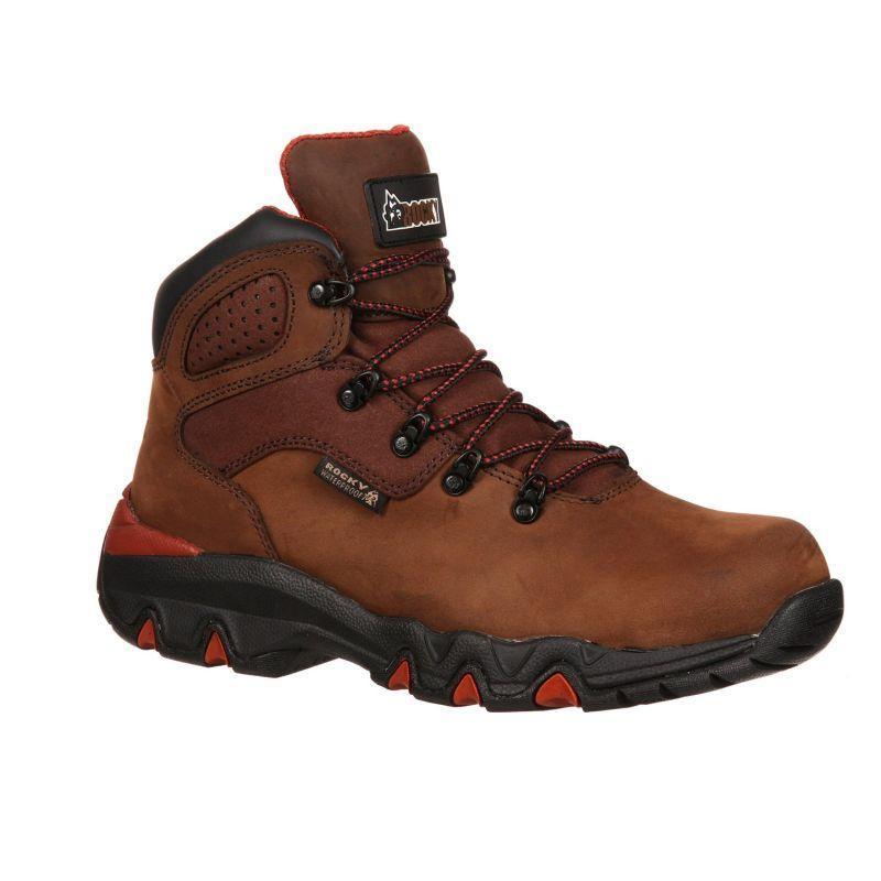 Rocky Mens Bigfoot  Waterproof Hiker Work Boots