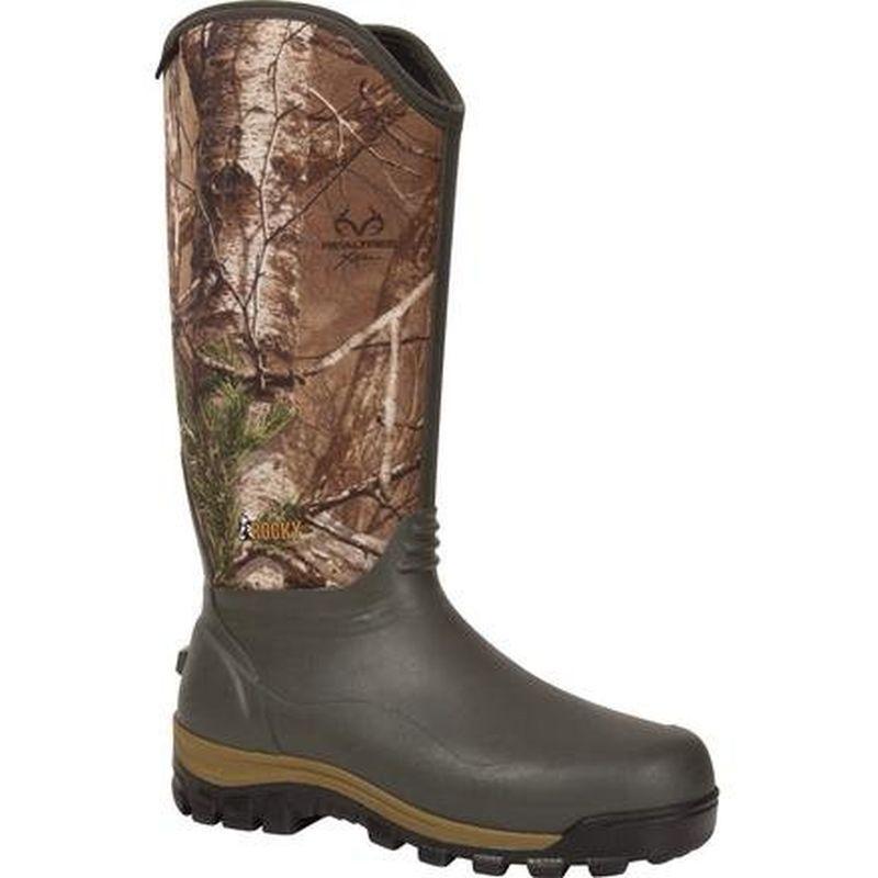 Rocky Mens Core Waterproof Neoprene Outdoor Boots
