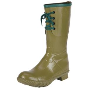 Servus 16 in. Insulated Men's Olive 4-Eyelet Pac Boots