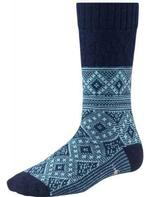 Smartwool Women's Lifestyle Diamond Popcorn Sock SW564