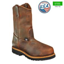 Thorogood Mens Wellington Safety Toe Boot-USA Made 804-3310