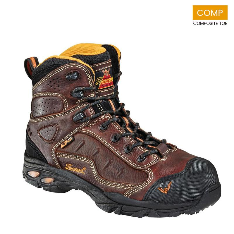0c21fb64598 Thorogood Men s VGS-300 Series ASR SD Comp. Toe Sport Hiker Boots ...