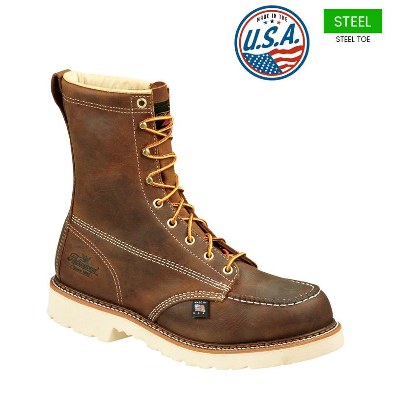 Thorogood Work Boots - Discount Prices, Free Shipping
