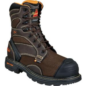 Thorogood Men's 8 in. Waterproof Nylon Composite Toe Boot