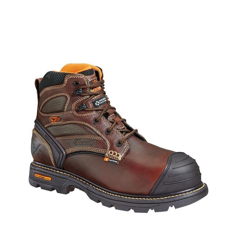 b8e79b039c7 Thorogood Men's 6 in. Gen-Flex Waterproof Comp. Toe Work Boot