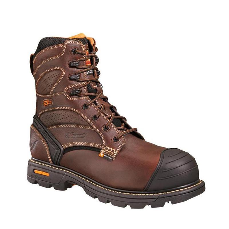 82b2c3aa947 Thorogood Men's 8 in. Gen-Flex Waterproof Insulated Comp Toe Work Boot