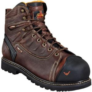 Thorogood Men's 6in. Waterproof Lace-to-Toe I-MET Composite Safety Toe Boots