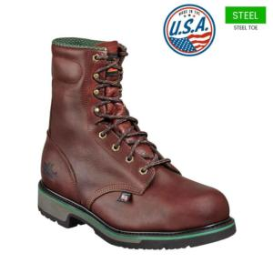 Thorogood Men's 8 in. American Heritage Steel Toe Sport Boots-USA Made