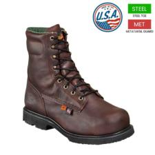 Thorogood Mens 8in Internal Metatarsal Safety Toe-USA MADE 804-4831