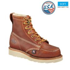 Thorogood_Thorogood Men's 6 in. American Heritage Wedge Moc Soft Toe Boot-USA Made