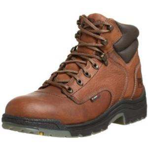 Timberland Men's Pro TiTAN Soft Toe Work Boots