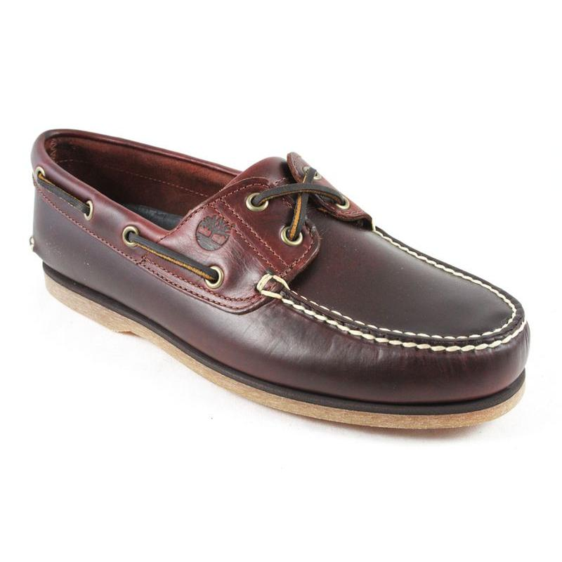 fc0533243a93 Timberland Men s Classic 2-Eye Boat Shoe 25077