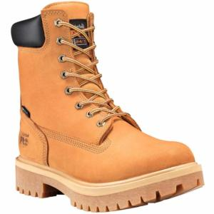 Timberland Men's Pro 8 in.  Waterproof  400g Thinsulate Steel Toe Work Boots