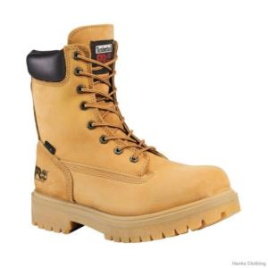 Timberland Men's Pro Waterproof 8-In Insulated  Work Boots